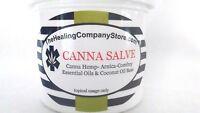 CBD Canna Hemp Cannabis Sativa Pain Relief Balm Salve  2 oz   NOW 1,000mg!