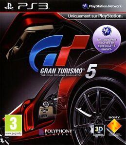 Gran Turismo 5 (Sony PlayStation 3, 2010)