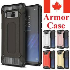For Samsung Galaxy S8 / S8 Plus Case - Dual Layer Shockproof Armor Cover