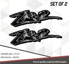 *NEW* 4X4 OFFROAD DECAL STICKER  EXTREME  S10 GMC Sonoma ZR-2 ZR2 SA0705