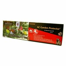 Kgpacz Ac Garden Protector Electric Fence Kit Nuisance Or Small Animals Will