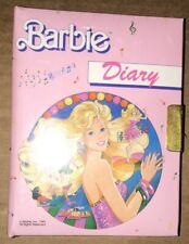 Vintage 1989 Barbie Diary by Mattel & Webway AR-1106 Brand New Sealed Shrinkwrap