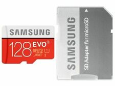 Samsung Evo+ 128GB Micro SD Card + Adapter *Repackaged*