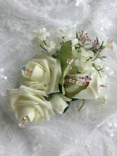 Wedding Corsage, Prom Corsage, Bridal Accessories, New, Quinceanera Corsage