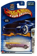 2003 Hot Wheels #26 First Edition #14 Whip Creamer II 0710 card
