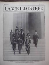 LA VIE ILLUSTREE 1899 N 37  MANNEQUINS DE MODE DE PARIS