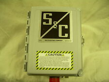 S&C ELECTRIC 238050 JB1M3 INTELLICAP AUTOMATIC CAPACITOR CONTROL   NEW IN BOX