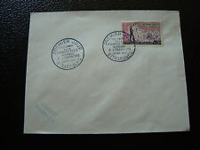 FRANCE - enveloppe 1er jour 21/5/1960 ecole normale strasbourg (cy12) french