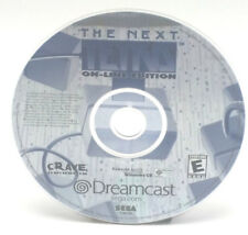 The Next Tetris: On-Line Edition (Sega Dreamcast). 2000.  Disc Only.