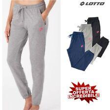 Pantaloni Tuta Donna Invernale Caldo Cotone Felpato Slim Sportivo Fitness