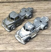 Charbens / Benbros Miniature Toy Lorries Penny Toys Rare Survivors Made In Uk!