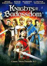 Knights of Badassdom (DVD, 2014) Brand New Peter Dinklage