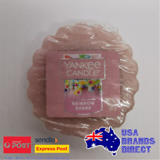 Yankee Candle - Single Wax Fragrance Melt Tart - Rainbow Shake Ice Cream