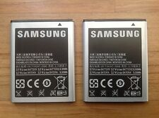 2 NEW OEM EB484659VU 1500 mAh Battery For Samsung Galaxy W T679 T759 S5820 i8150