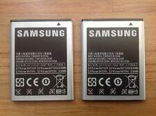 2 NEW OEM EB484659VU 1500 mAh Battery For Samsung Galaxy W T679 T759 S5820 i8150
