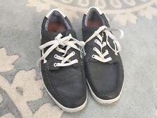 ALDO Gray Boat Shoes Men's 41 US 8 RR4AW