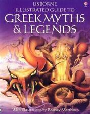 NEW - Greek Myths & Legends (Myths and Legends)