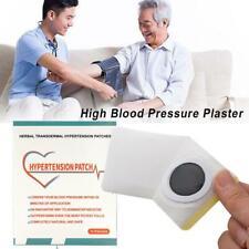 14pcs High Blood Pressure Plaster Hypertension Patch Blood Vessel Clean