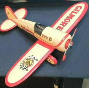 GILMORE RED LION OIL CO TRAVEL AIR AIRPLANE 1994 SPEC CAST LIBERTY BANK #40022