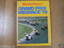 GP ROADRACE 1978,HANSFORD KAWA,DORFLINGER KREIDLER,ESPIE,MOTO GP,GRAND PRIX