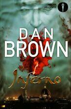 Inferno Dan Brown Mondadori Oscar Absolute