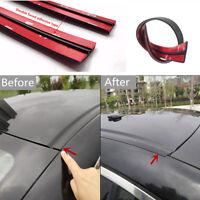 30ft 9M Waterproof Rubber Seal Strip Weatherstrip for Car Windshield Window Roof