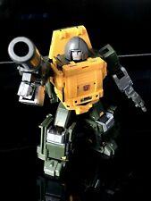 Transformers Masterpiece Badcube OTS-02 Brawny / MP Brawn Sold as seen