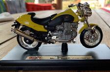 Maisto 1/18 Scale Motirbike - Moto Guzzi V10 Centauro