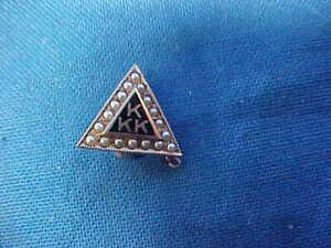 Vintage DARTMOUTH University KAPPA KAPPA KAPPA 10K GOLD Fraternity PIN