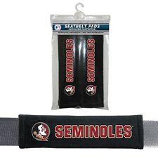 Florida State Seminoles Seat Belt Shoulder Pad Covers