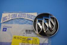 2014 Buick LaCrosse Rear trunk Lid Chrome Tri-Shield EMBLEM new OE 9056882
