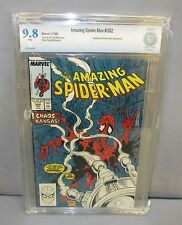 THE AMAZING SPIDER-MAN #302 (Todd McFarlane art) CBCS 9.8 NM/MT Marvel 1988 cgc