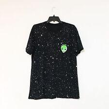 NEW Ripndip We Out Here Lord Alien Galaxy Zumiez Pocket Men's Tee T-shirt