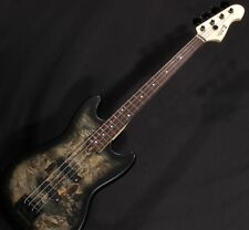New Atelier baby Z-4J 30th Premium Model Burl Poplar Top Black Burst Mat/R