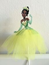 Tiana Princess and the Frog Cake Topper Birthday Party decoration baking