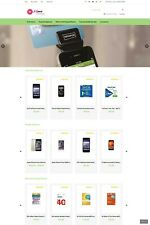 Smart Phones Store - eCommerce DropShip Website, Amazon Affiliate + Free Hosting