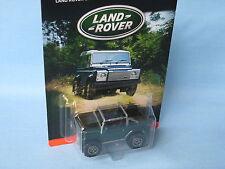 Matchbox Land Rover 90 SVX Green Body Toy Model Car 60mm in BP Nice