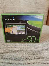 Garmin NUVI50LM GPS - Black (010-00991-21)