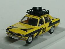 Brekina Opel Ascona a Ralley con llanta de repuesto #88 - 20382