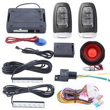 PKE Car Alarm system Passive Keyless Entry power window output vibrate alarm
