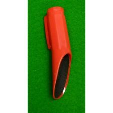 Snooker Cue Hard Plastic Tip Shaper Domer