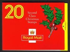 FOLLETO de código de barras de Navidad LX2 1991 20 X 2nd class (18p) - Completo
