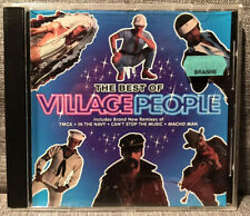 THE BEST OF THE VILLAGE PEOPLE CD Disctronics Australia 74321189882 #01 VGC