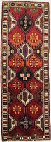Handmade Vintage Floral Garden 4X10 Persian Runner Oriental Hallway Rug Carpet