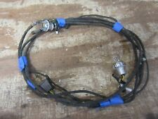 1965 Buick Wildcat rear tail light wire harness wiring socket bulb parts