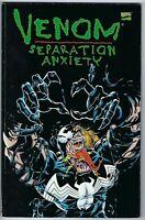 Venom SEPARATION ANXIETY TPB Marvel Spider-Man 1995 1st print #1 #2 #3 #4
