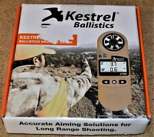 Kestrel 2700 Electronic Hand Held Weather Meter - Tan