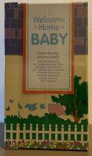Mrs. Grossman's Welcome Home Baby Keepsake Box
