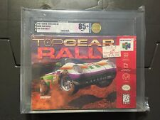 Top Gear Rally (Nintendo 64, 1997) Graded VGA 85+ GOLD