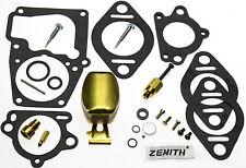 Kit & Float for Ford Ferguson Engine V4-104 Carburetor 13553 13725  D3JLP Massey
